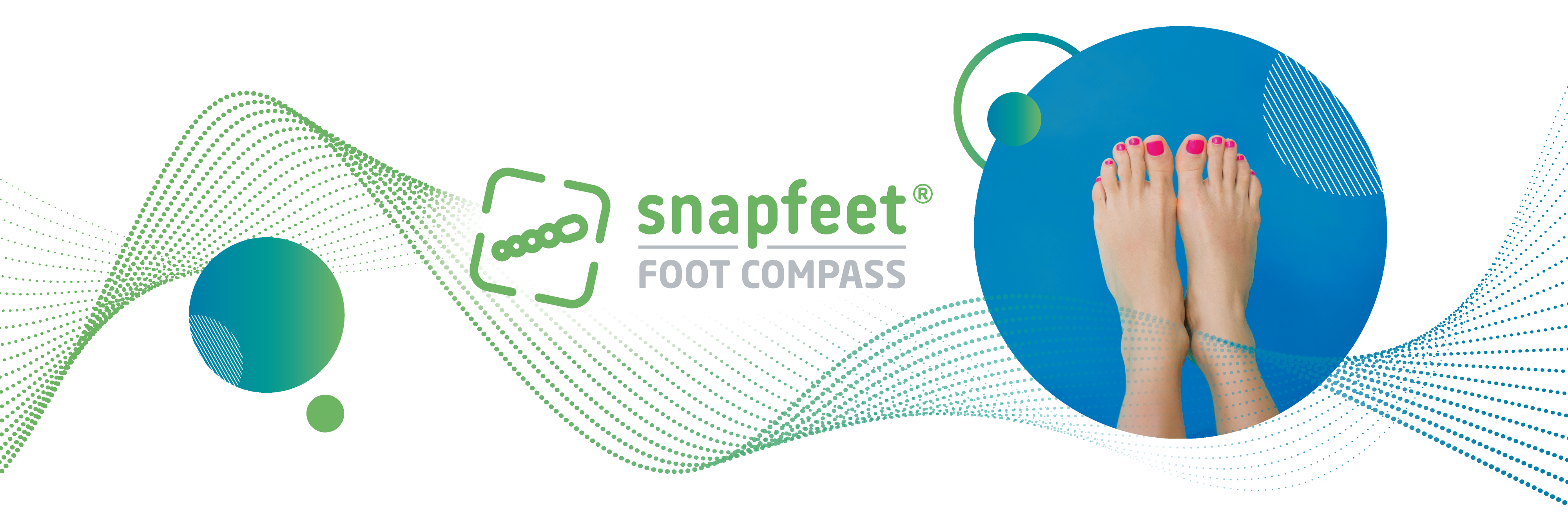 Foot Compass